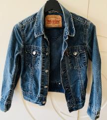 Orginal Levis traper jeans jakna