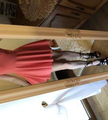 Nova haljina sa usivenom ogrlicom