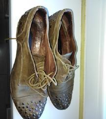 guliver cipele oxford kožne 41