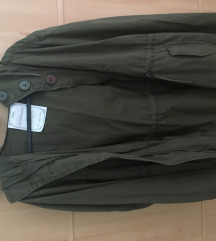 lagana jakna s kapuljačom/parka