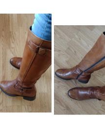 Kozne cizme visoke 💌tisak u cijeni