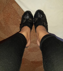 Papuče na petu 41