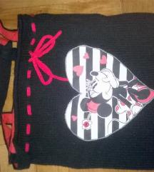 Torba pletena Minnie Mouse