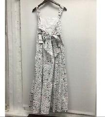Zara ljetna cvjetna duga haljina