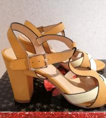 Borovo nove žute sandale, vel.38