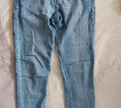 Skinny traperice high waist (pt uključena)