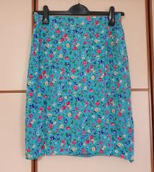 Cvjetna suknja (30 kn)