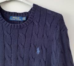 Polo ralph lauren pulover tamnoplavi M/L
