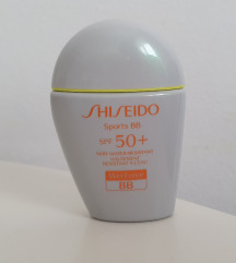 Shiseido BB krema