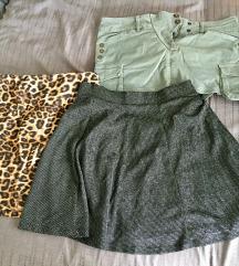 Lot suknje xs/s