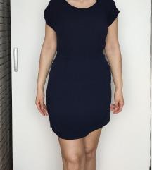 MANGO tamnoplava haljinica