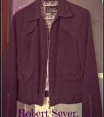 Robert Sever tamno ljubicasta jakna