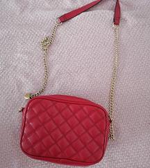 H&M crvena torbica