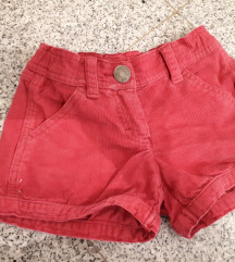Samt hlačice 5-6 g.