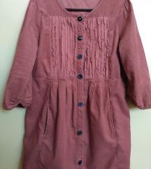 košulja/haljina sa džepovima