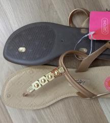 Grendha Sense Jewel sandale - Nove