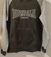 Lonsdale hoodie majica vl.L