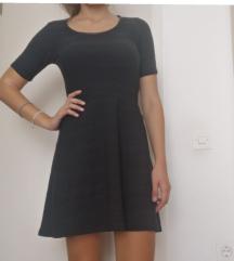 Pimkie crna haljina S