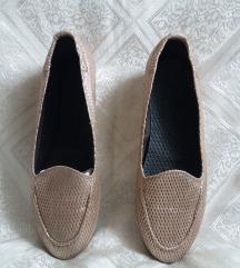 Hispanitas kožne cipele balerinke loafers