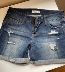 Guess kratke jeans hlače