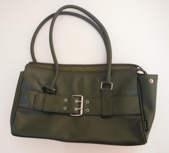 bag de sac zelena torba