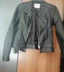Kožna jakna Vero moda xs