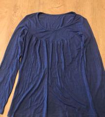 Plava majica dugih rukava (S/M)