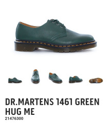 TRAŽIM Dr. Martens 1461 smooth green