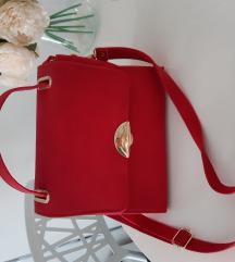 Lovely bag crvena torba