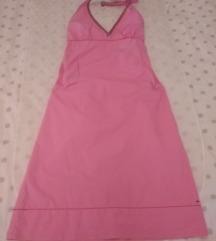 Žarko ružičasta haljina Tommy Hilfiger