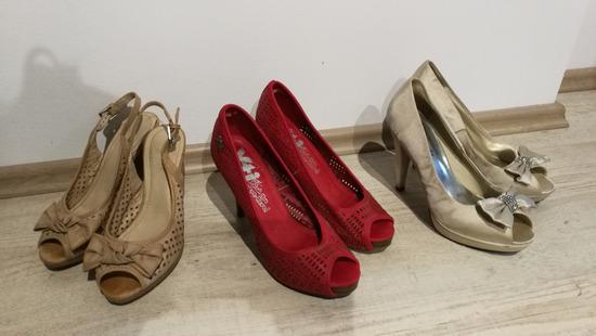LOT kožne sandale 39