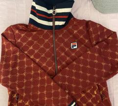 Fila Leridwen AOP track jacket and pants