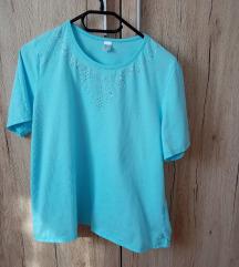 Svjetlo plava majica vel. 42/44 15 kn