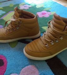 Visoke kožne dječje tenisice cipele