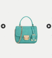 Nova •LIU JO• tirkizno/plava torba 💕🧚♀️🌸