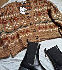pulover vesta Zara xl