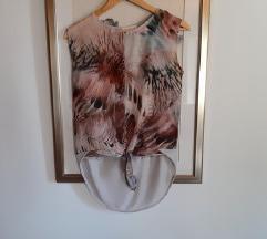 Zara bluza/majica bez rukava