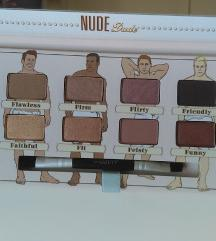 The Balm Nude Dude paleta