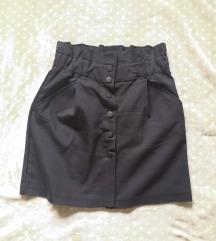 Zara suknja nenošena