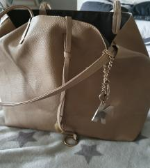 Koan krem torba