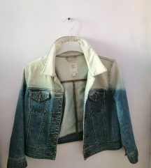 S. Oliver cropped jeans jakna