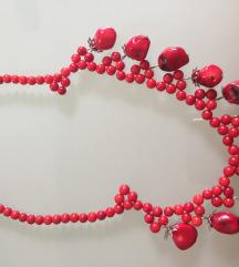Nova ogrlica od koralja (imitacija)