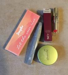 Set dekorativne kozmetike Douglas, Alverde, Avon