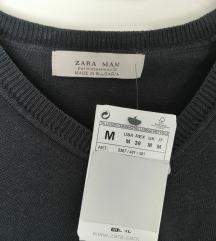 ZARA MAN pulover M NOVO, S ETIKETOM