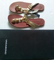 VAGABOND Micro ženske kožne sandale