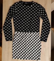 ♡ Atraktivni Komplet ❤ Majica i Suknja 💯 ♡