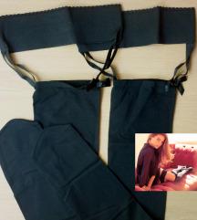 Calzedonia samostojeće čarape s halterima, S/M