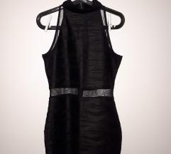Mala crna haljina bez rukava