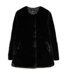 Nova crna bunda
