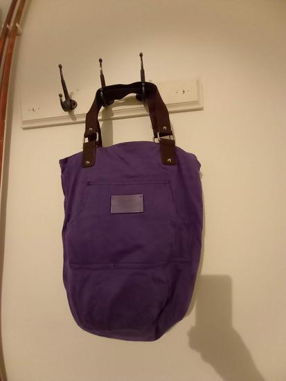 Ljubicasta torba
